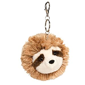 Cuddle Toys 1033 Sloth Pom Clip