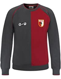 DYF FCA Sweat-shirt Rouge