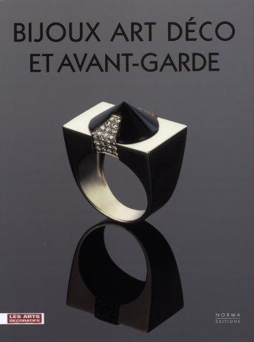 Bijoux Art déco et avant-garde par Laure Mouillefarine