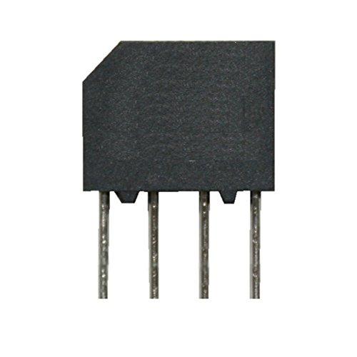 Brückengleichrichter Gleichrichter KBP206G 600V 2A (0021) (2a Brückengleichrichter)