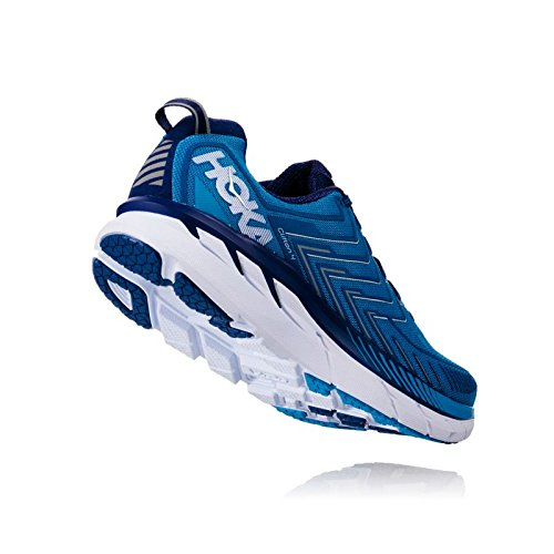 Hoka - Chaussures Running Clifton 4 Homme Hoka NOIR