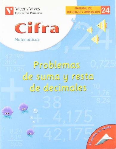 Cifra Cuaderno 24. Matematicas. Refuerzo Y Ampliacion - 9788431607241