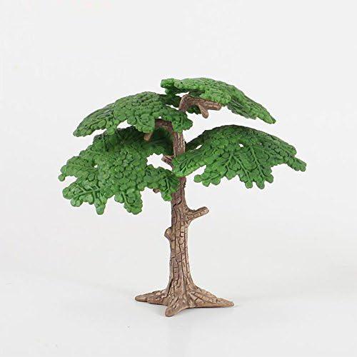 Zantec Arbre Modèle Plantes de Bonsai de simulation miniature miniature miniature de modèle artificiel d'arbre artificiel en tant que décorations B078NPZD7R 84334a