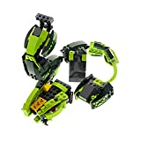 Bausteine gebraucht 1 x Lego System Teile Set für Modell Ninjago Neustart 9450 Rise of The Snakes Epischer Drachenkampf grün Incomplete unvollständig