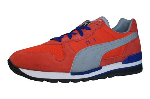 Puma TX-3 Sneakers Cherry Tomato / Limestone Gray Orange