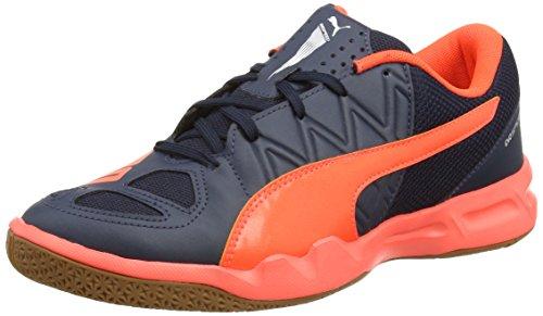 Puma evoSPEED Indoor 5.4 Jr, Chaussures indoor mixte enfant