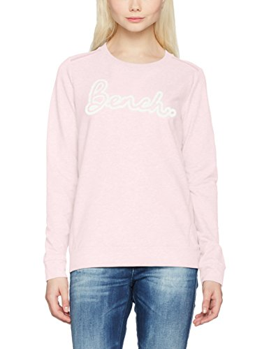 Bench Crew Neck Hole Embro, Pull Femme Bench
