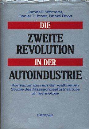 Die zweite Revolution in der Autoindustrie: Konsequenzen aus der weltweiten Studie des Massachusetts Institute of Technology