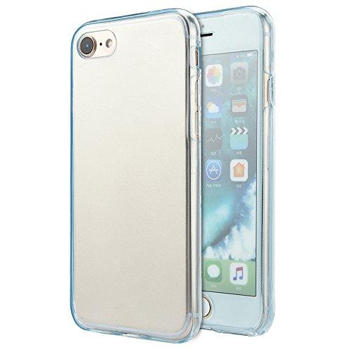 squarex Classic Schutzhülle Ultra Dünn SLIM 360TPU Gel Skin Tasche für iPhone X (Platte Fiesta Schwarz)