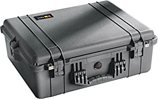 Peli 1600 - Maleta rígida con Espuma Protectora, Negro (B000JLHZOE) | Amazon price tracker / tracking, Amazon price history charts, Amazon price watches, Amazon price drop alerts