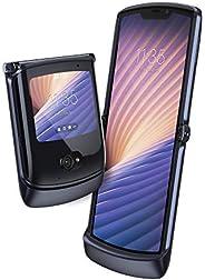 "Motorola razr 5G - Smartphone 5G, pantalla 6.2"" HD+ FlexView, procesador Qualcomm Snapdragon 765, cámara"