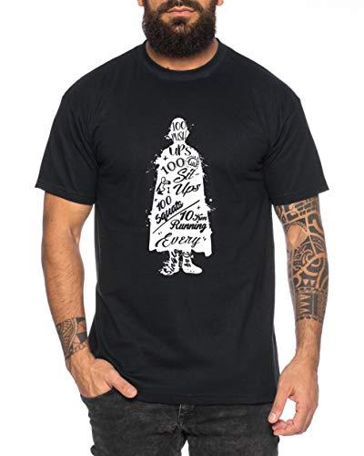 Saitama Push Up Camiseta de Hombre Saitama Punch One...