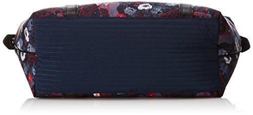 Kipling - ART M - Borsa da viaggio media - Black - (Nero) Multicolore (Alex Bloom 1)