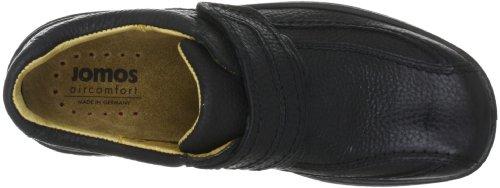 Jomos Feetback 1 406402 35 Herren Casual Slipper Schwarz (schwarz 000)