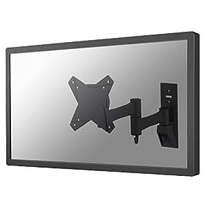 Newstar FPMA-W832 Support Mural Noir