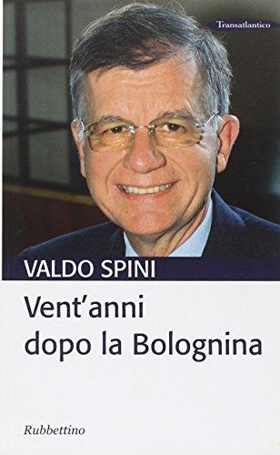 Vent'anni dopo la Bolognina (Transatlantico) por Valdo Spini
