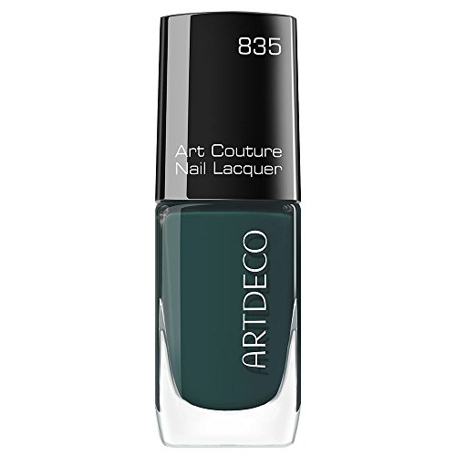 Artdeco Art Couture Nail Lacquer 835, Ivy Green, 1er Pack (1 x 10 ml)