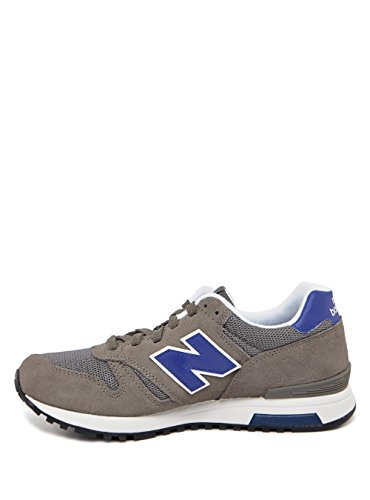New Balance 565 Core+, Sneakers basses homme gris (Grey / Blue)