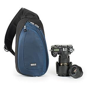 THINK TANK Tumstyle 10 V2 Messenger Bag, 75 cm, Blue (Azul)