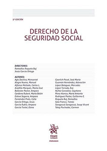 Derecho de la Seguridad Social por Remedios Roqueta Buj