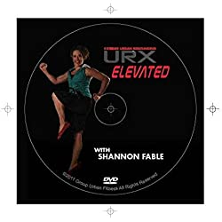 Urban Rebounder Elevated Workout with Shannon Fable