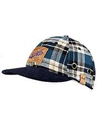 Scruffs Check Peak Bump Cap