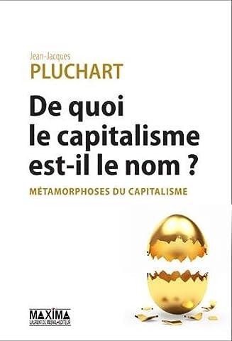 De quoi le capitalisme est-il le nom ? Métamorphoses du