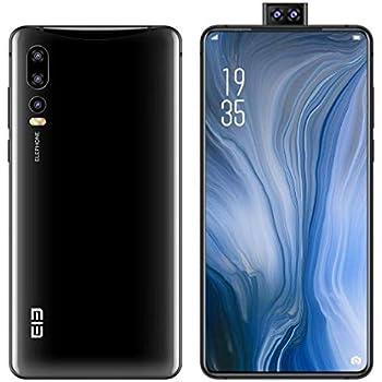 Elephone U2 4g Android 9 0 Smartphone Portable Debloque Plein Ecran De 6e Generation De 6 26 Pouces Camera Frontale Elevatrice De 16mp Pop Up