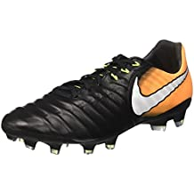 new style 0278c b5bc1 Nike Tiempo Legacy III FG, Chaussures de Football Homme