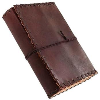 Original Vintage Leather5X7 Notizbuch A4 Tagebuch Skizzenbuch jeden Tag Uni College Buch VintageUPG
