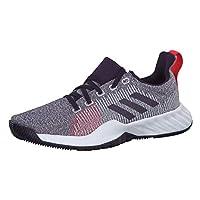 Adidas Solar LT TRAINER W, Women's Fitness & Cross Training, White (Ftwr White/Legend Purple/Shock Red), 5 UK, (38 EU),BB7235