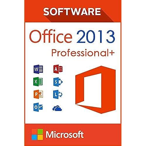 Office 2013 Professional Plus ESD Key Lifetime / Fattura / Consegna Immediata / Licenza Elettronica / Per 1 Dispositivo