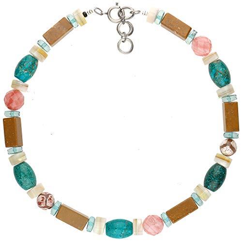 langani Kette Timote, Damen Halskette, Handmade Since 1952