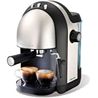 Morphy Richards 47580 Espressomaschine Meno Leistung 1000 Watt Druck 15 bar