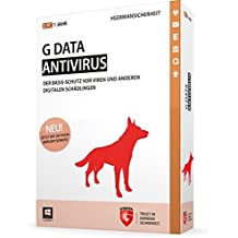 G Data Antivirus - 3 PCs / 1 Jahr