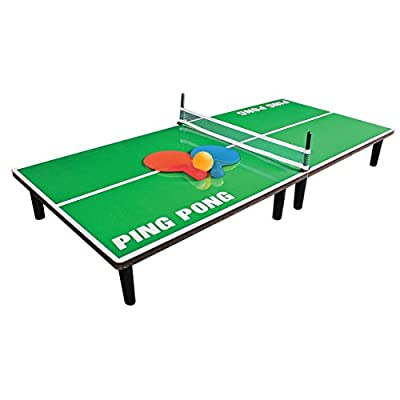 Benross Group Toys 53.5 x 40.5cm Table Top Ping Pong Table by Benross Group