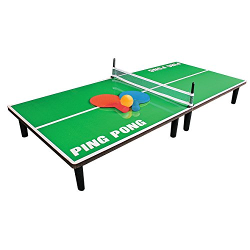 Benross Group - Set da ping pong da tavolo, 53,5 x 40,5 cm