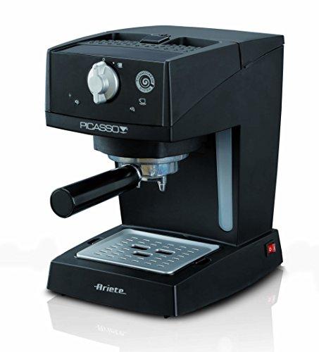 M.CAFFE' CIALDE/POLVERE 850W 0.9LT PICASSO NERO