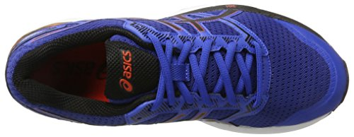 Sneakers Blu Asics Uomo-phoenix 8 Blu (imperiale / Nero / Pomodoro Ciliegino)