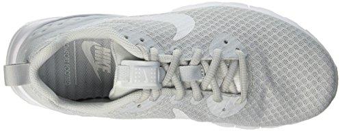 Nike Wmns Air Max Motion Lw, Scarpe da Ginnastica Donna Multicolore (Pure Platinum / White)