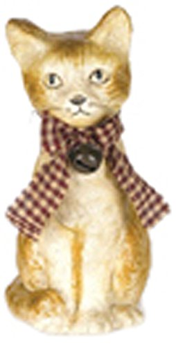 craft-outlet-statuetta-di-gatto-seduto-in-cartapesta-20-cm