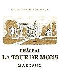 CHÂTEAU LA TOUR DE MONS 1957, Margaux - Cru Bourgeois