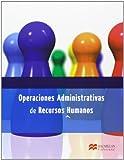 Operac Admin Recursos Human 2013 (Gestión Administrativa)