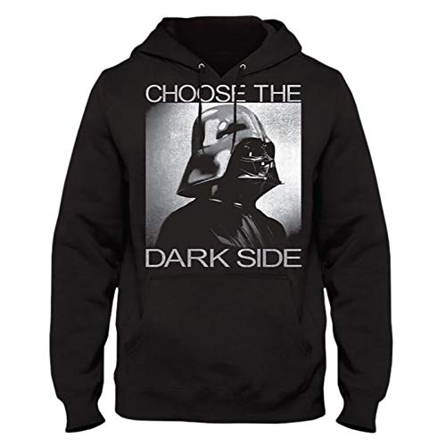 Star Wars Hoodie Darth Vader Choose The Dark Side mit Kapuze schwarz - XXL
