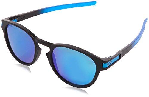 Oakley Herren 0OO9265 Sonnenbrille, Schwarz (Sapphire Fade), 52