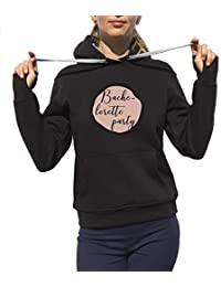 Bachelorette Party Bachelor Party Capucha Bride Capucha Bride Team Capucha Hen Party Pink Sudadera Negro
