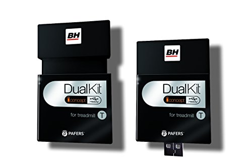 BH Fitness DUAL KIT TR DI21 usb anschluss kabellose pulsmessung