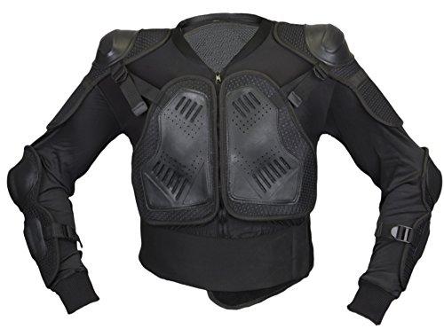MDM Prodektorenhemd Prodektorenjacke Brustpanzer Mountain Bike (XL) - Supermoto Jacke