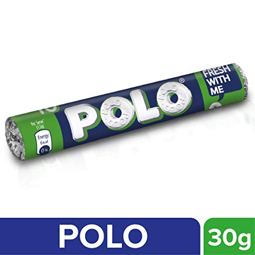 Polo, The Mint with The Hole, 30g