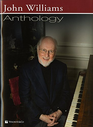 Williams John Anthology Piano Solo Arrangements